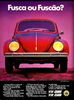 propaganda VW 1300 e 1500 - 1970; os anos 70; brazilian cars in the 70s; Oswaldo Hernandez; década de 70;