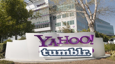 Yahoo ha adquirido Tumblr
