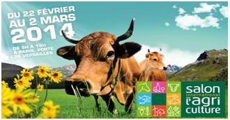 Salon de l 39 agriculture 2014 des fruits et des l gumes for Salon agriculture adresse
