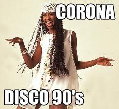 corona dance 90