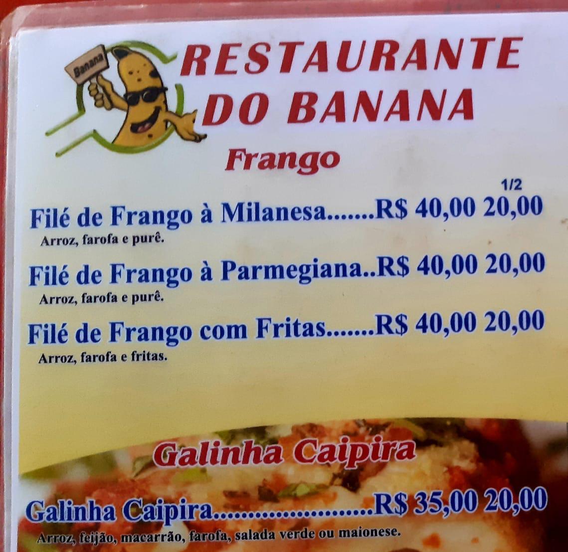 Restaurante do banana