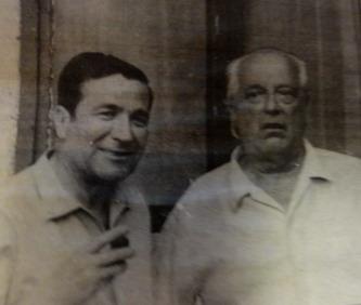 Molina y Rafael Alberti