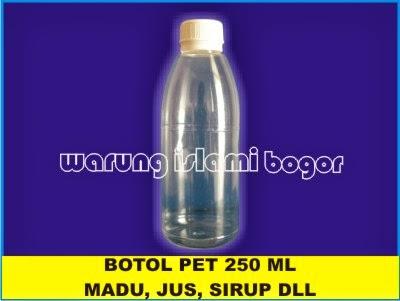 Jual Botol Jus Plastik