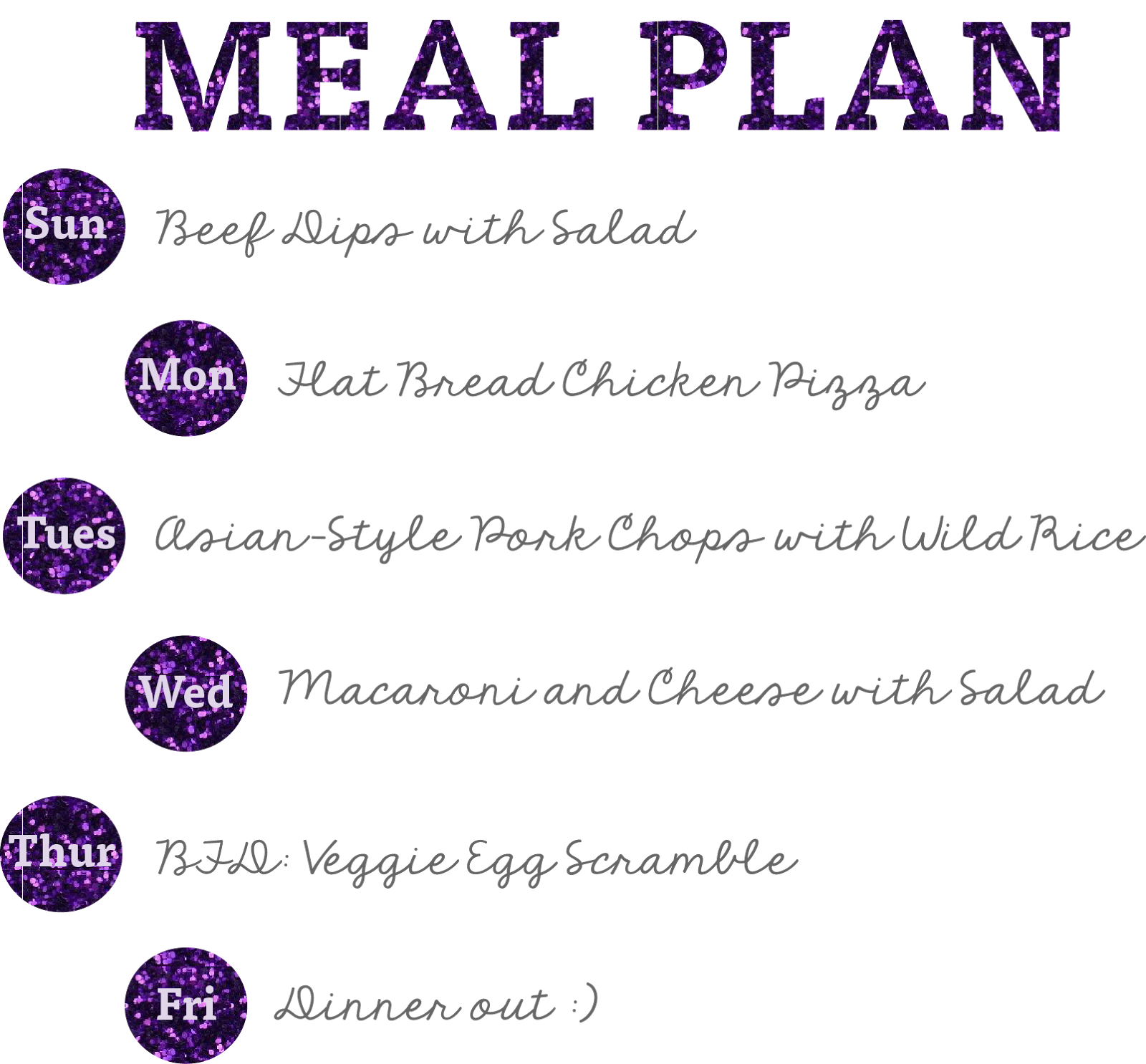 Meal-plan-for-dinners