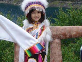 Inikah Gadis Kecil Tercantik Di Dunia?
