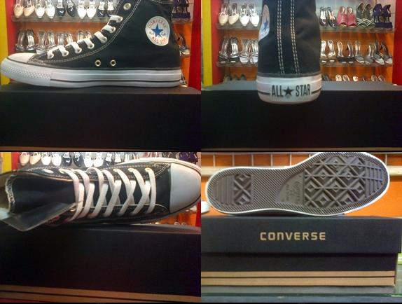 cara membedakan Sepatu converse asli palsu - Akileos e25472f09d