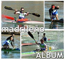 Campeonato de Madrid Invierno Piragüismo
