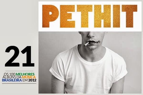 Thiago Pethit - Estrela Decadente
