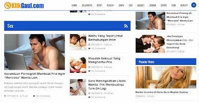 portal berita selebritis