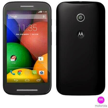 Motorola Moto E - Full Features an Specs