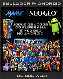 EMULADORES + ROMS (JOGOS) P/ ANDROID