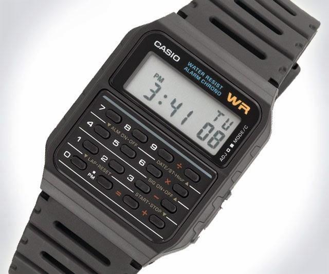 Relógio Calculadora