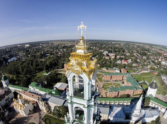 Сергиев Посад получит статус исторического поселения