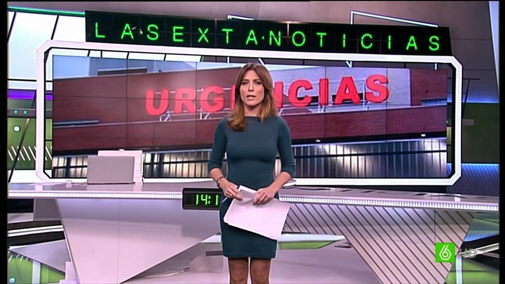 HELENA RESANO, LA SEXTA NOTICIAS (08.01.14)