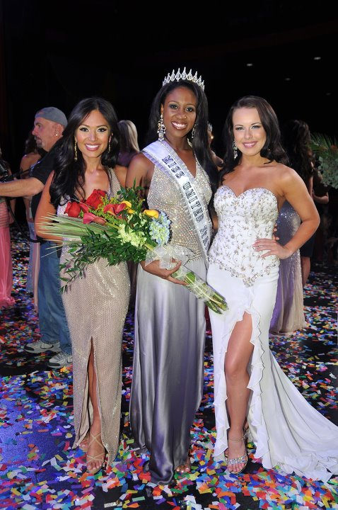Hewitt (TX) United States  city photos : Marianna Hewitt with Miss Texas Leslie Amos