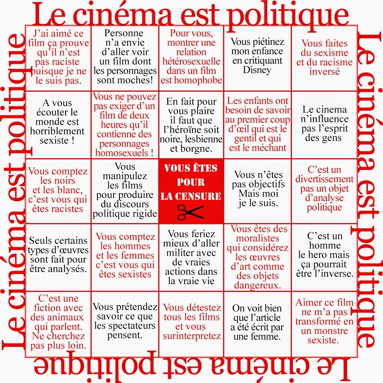 bingo le cinema est politique