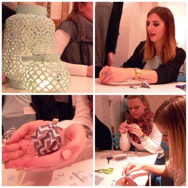 Bloggerevent Basteln DIY Diamant Köln Belgisches Viertel