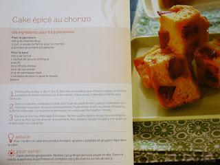 Cake au chorizo, recette (Cakes salés, tartes, crumbles et co - Les incontournables de la cuisine)