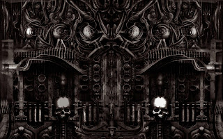 Deads Gate Dark Gothic Wallpaper