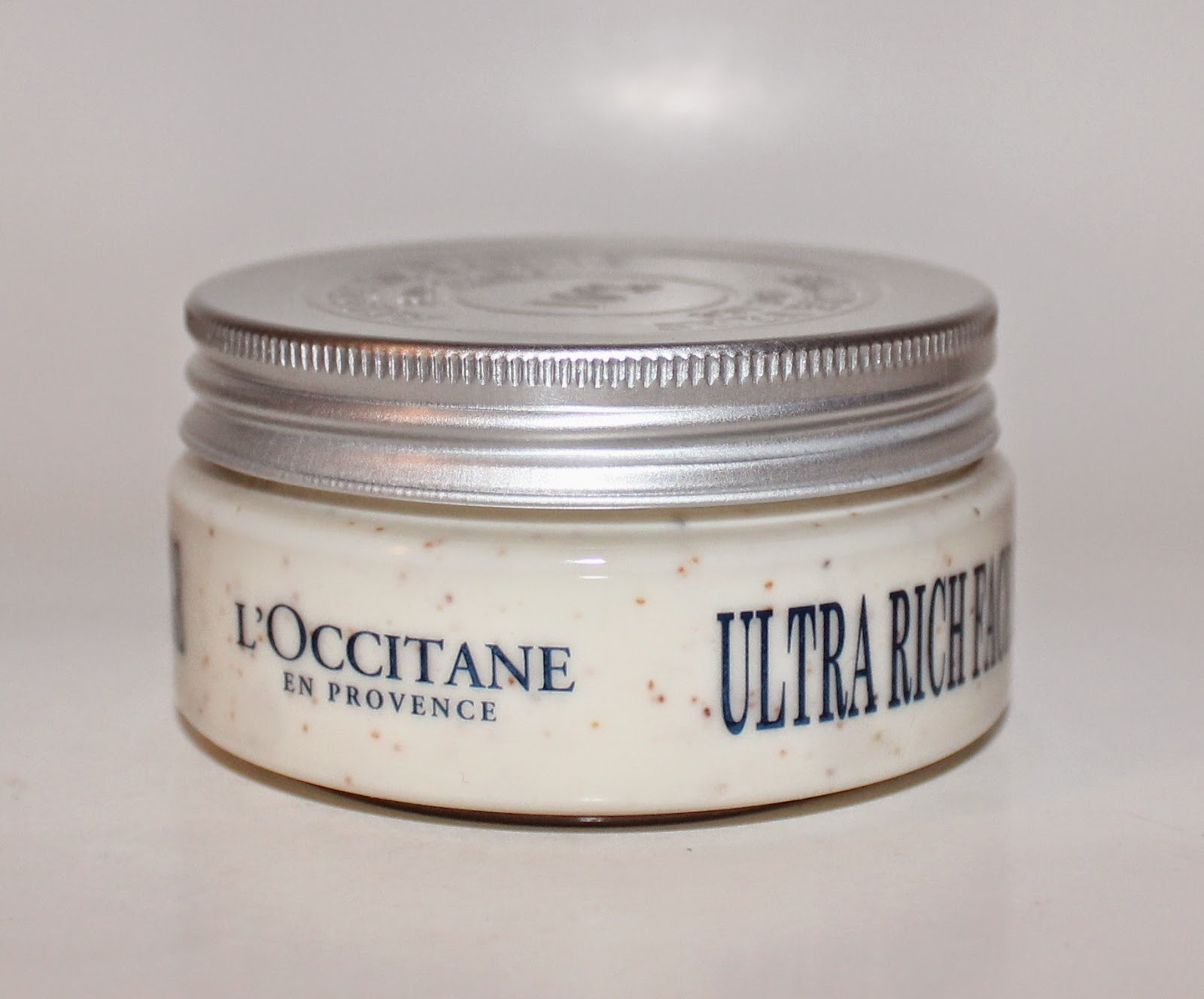 L'Occitane Shea Ultra Rich Face Scrub