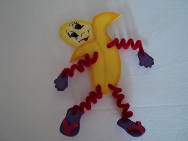 Imagenes de frutas hechas en foami - Imagui