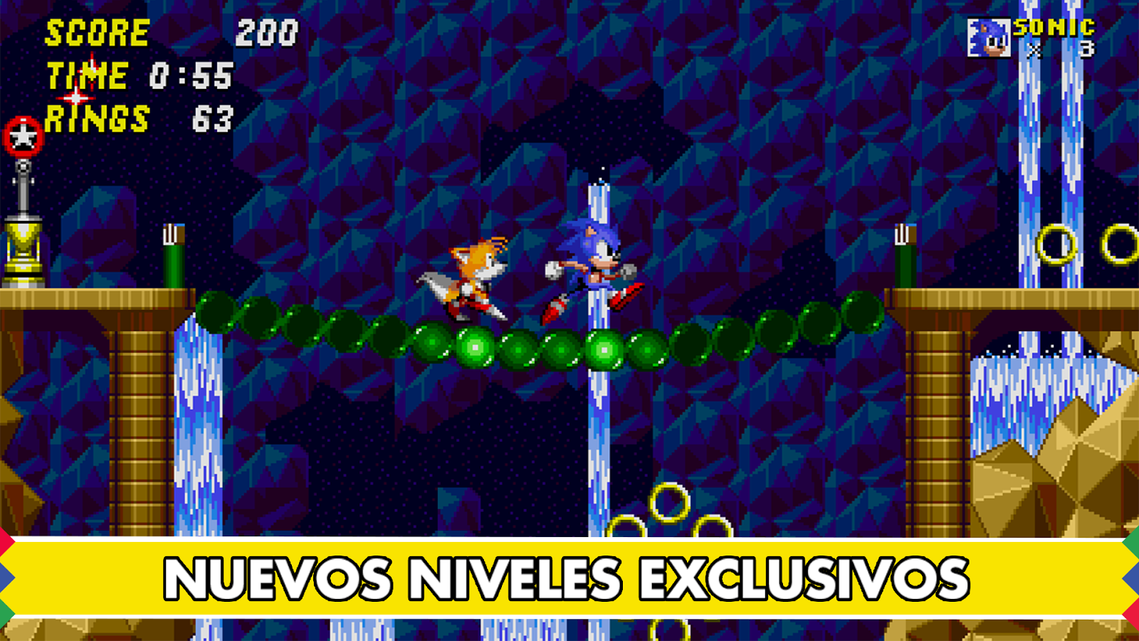 Sega nos ofrece Sonic The Hedgehog 2 para Android e iOS