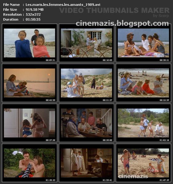 Les maris, les femmes, les amants (1989) Pascal Thomas