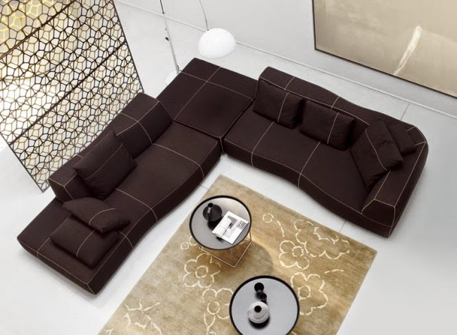 Simple Sofa for Modern Living Room-2