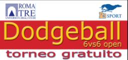 Torneo dodgeball Roma Tre