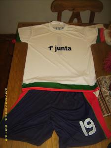 Primera Junta (Casaca Suplente)