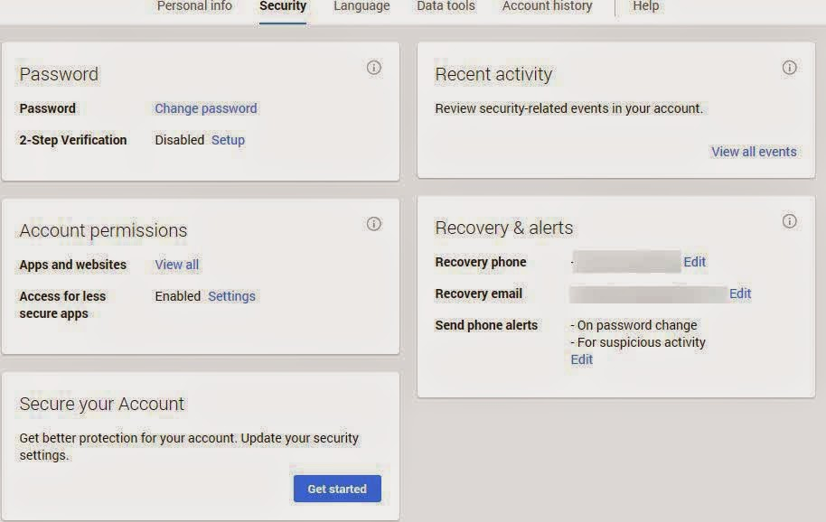 security google 2