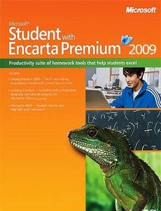 Microsoft Student 2012 with Encarta Premium 2009