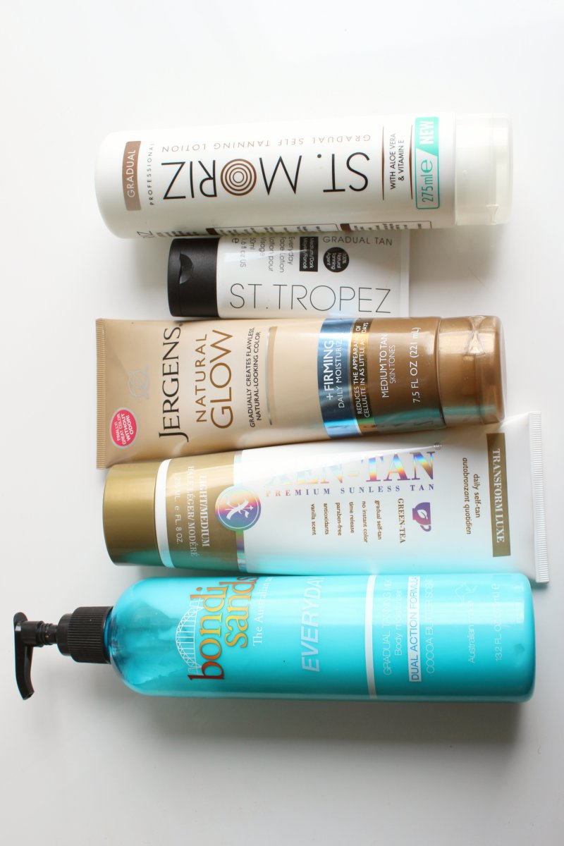 Everything You Wanted to Know About Gradual Tanners