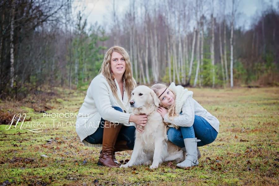 peresessioon lemmikloomaga
