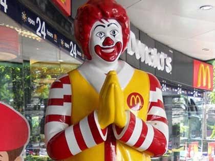 tempat makan di singapura, tempat nongkron di singapura, jenis tempat makan, fast food, mcdonald