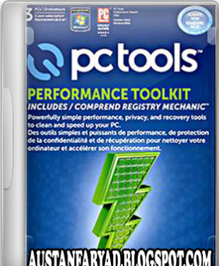 PC Tools Performance Toolkit 2.0.1.534