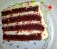 Resep Cara Membuat Kue Red Velvet Cake Enak