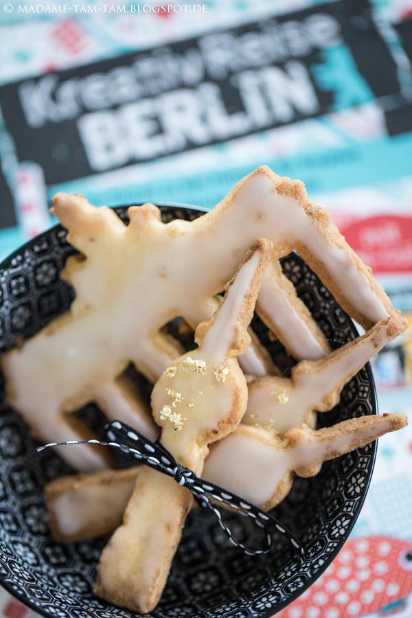 #berlincookies, #holunderblütencookies, #madametamtam