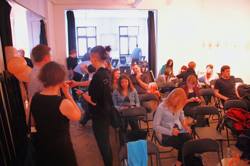 urodzinowe spotkanie Geek Girls Carrots Łódź, publicznosc