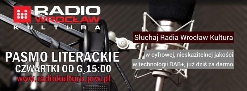 Radio Wrocław Kultura + literatura