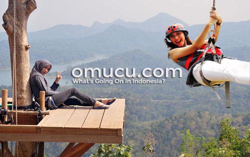 Great Tourist Destination in Yogyakarta, Indonesia