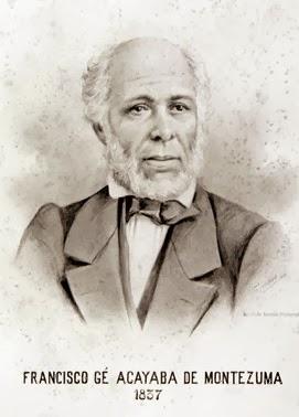 Francisco Gê De Acayaba montezuma