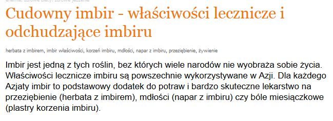 http://www.poradnikzdrowie.pl/zywienie/zasady-zywienia/cudowny-imbir-wlasciwosci-lecznicze-i-odchudzajace-imbiru_33621.html