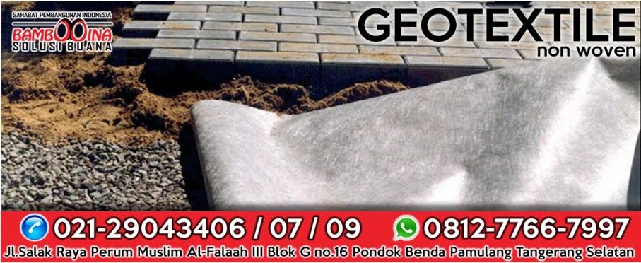 Jual Geotextile di Medan