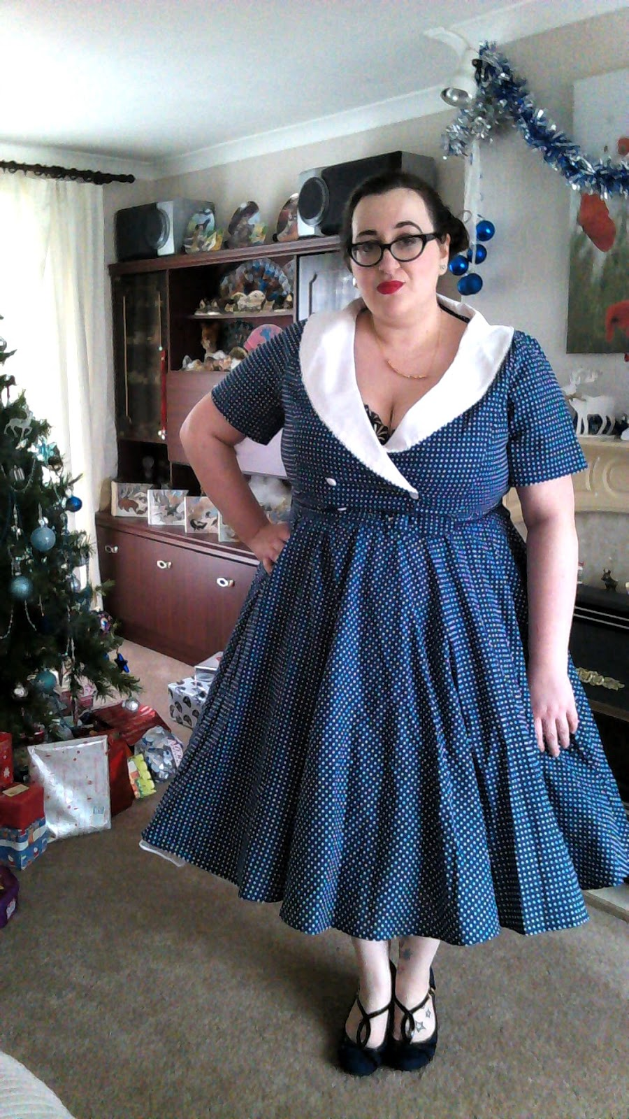 12 Days Of Christmas Dresses 7 Does My Blog Make Me