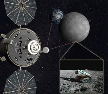 NASA vai construir Estação Espacial Lunar