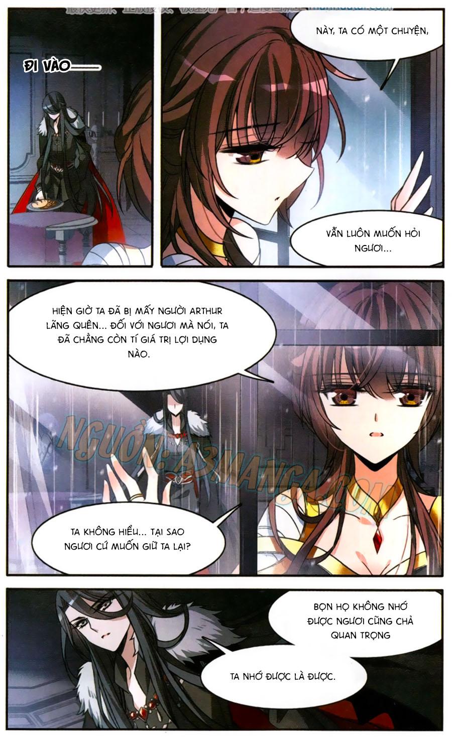 Kỵ Sĩ Hoang Tưởng Dạ chap 150 page 19 - IZTruyenTranh.com