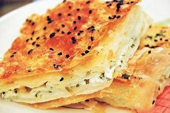 Peynirli Yufka Börek Tarifi