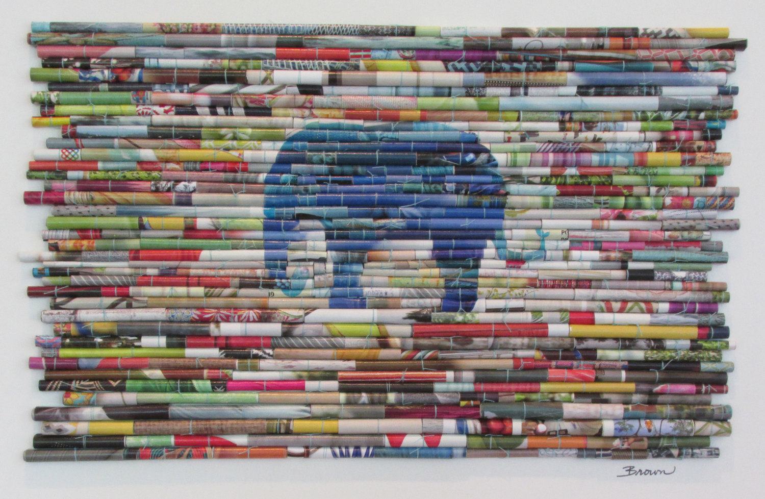 How to recycle recycled wall art designs for Recycled wall