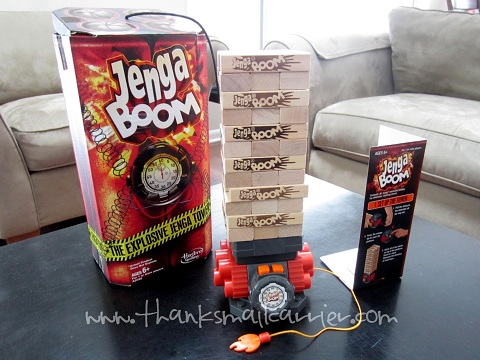 Jenga Boom review